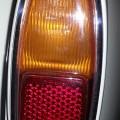 [:sv]ART.NR.  658399-2  Bakljusglas 544 rött/orange
