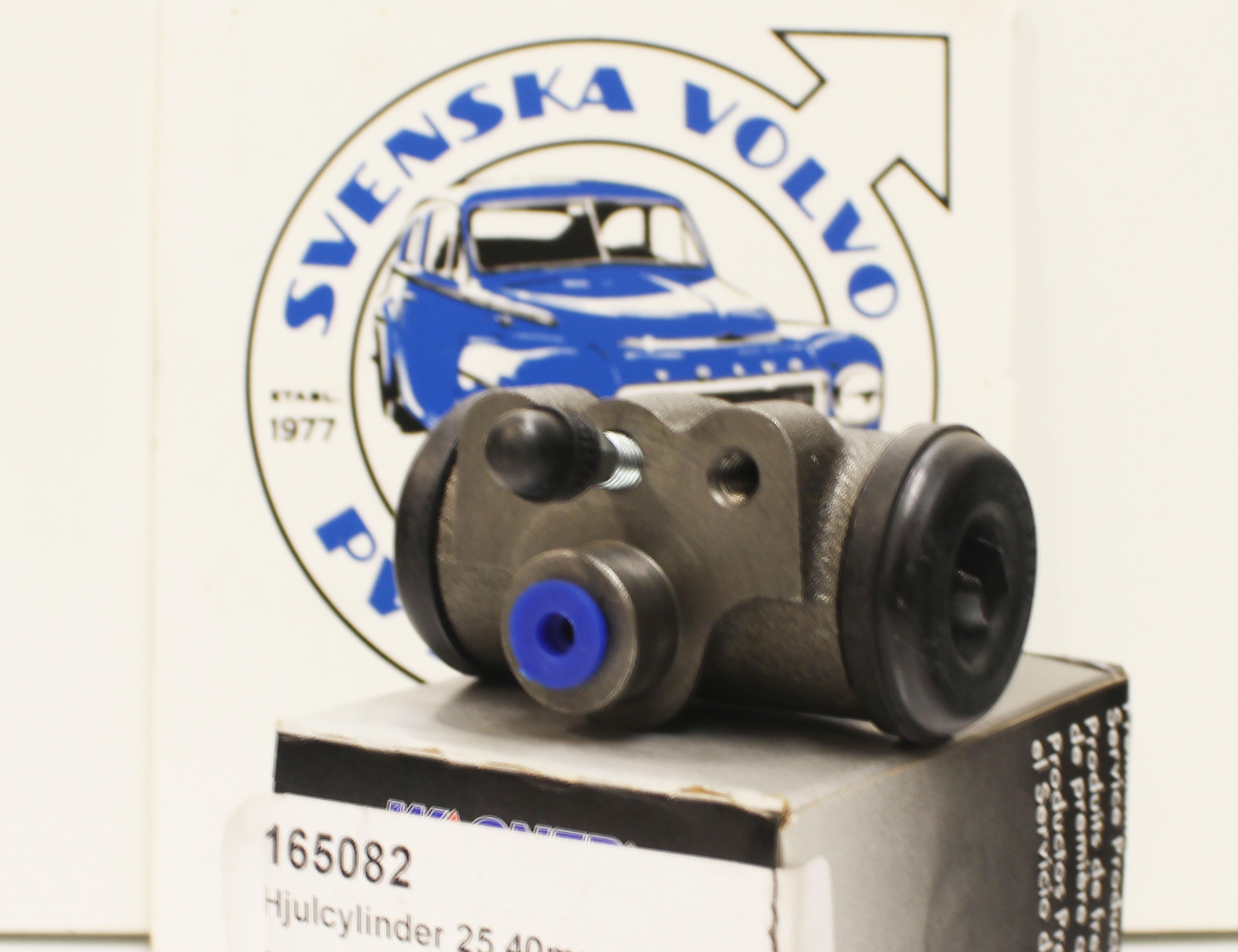 [:sv]ART.NR. 87450  Hjulcylinder fram till PV 444/445 samt 544 tidigt utförande (självjusterande)